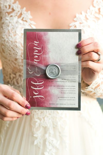Simply Done Invites – Wedding Invitation