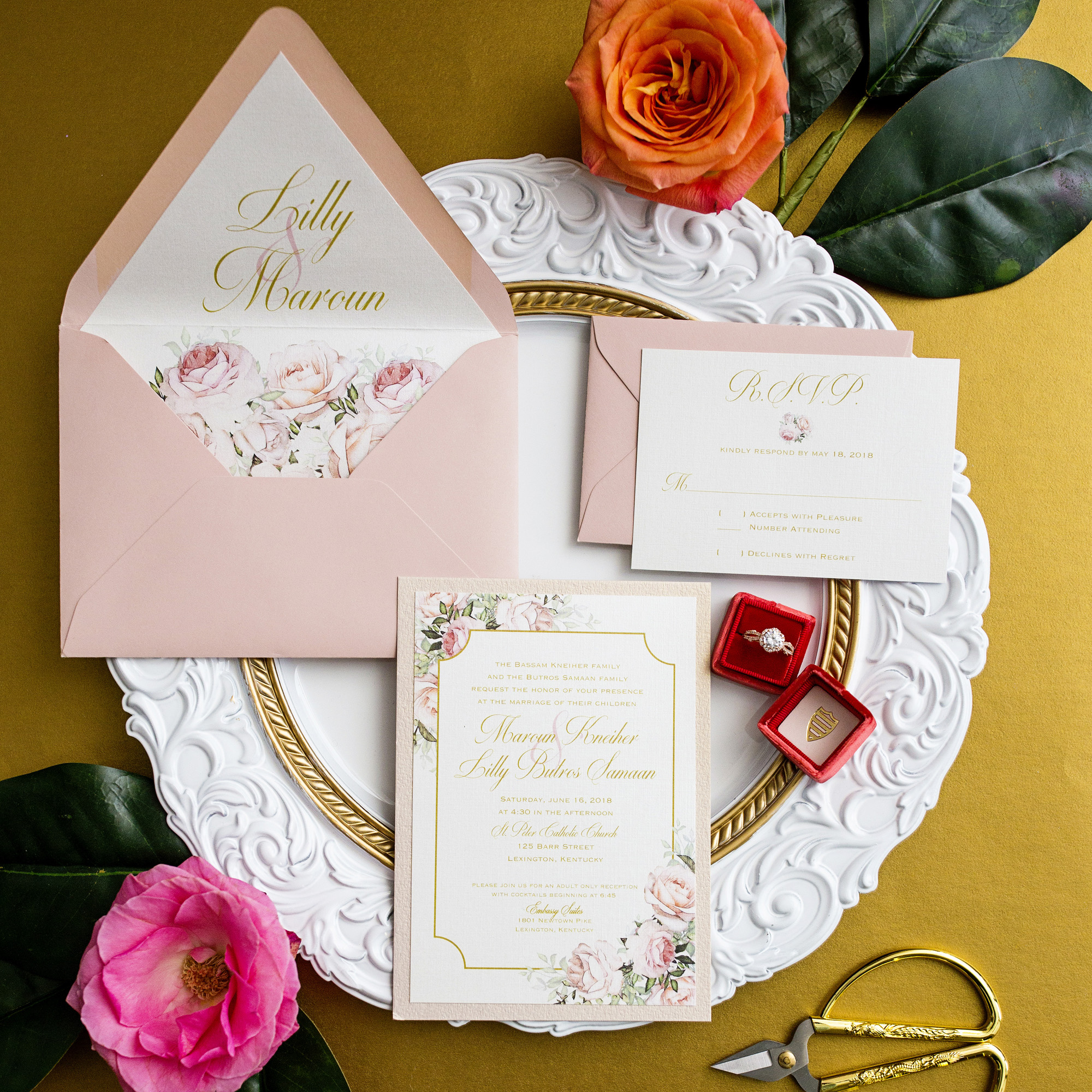 Simply Done Invites – Custom Wedding Invitations