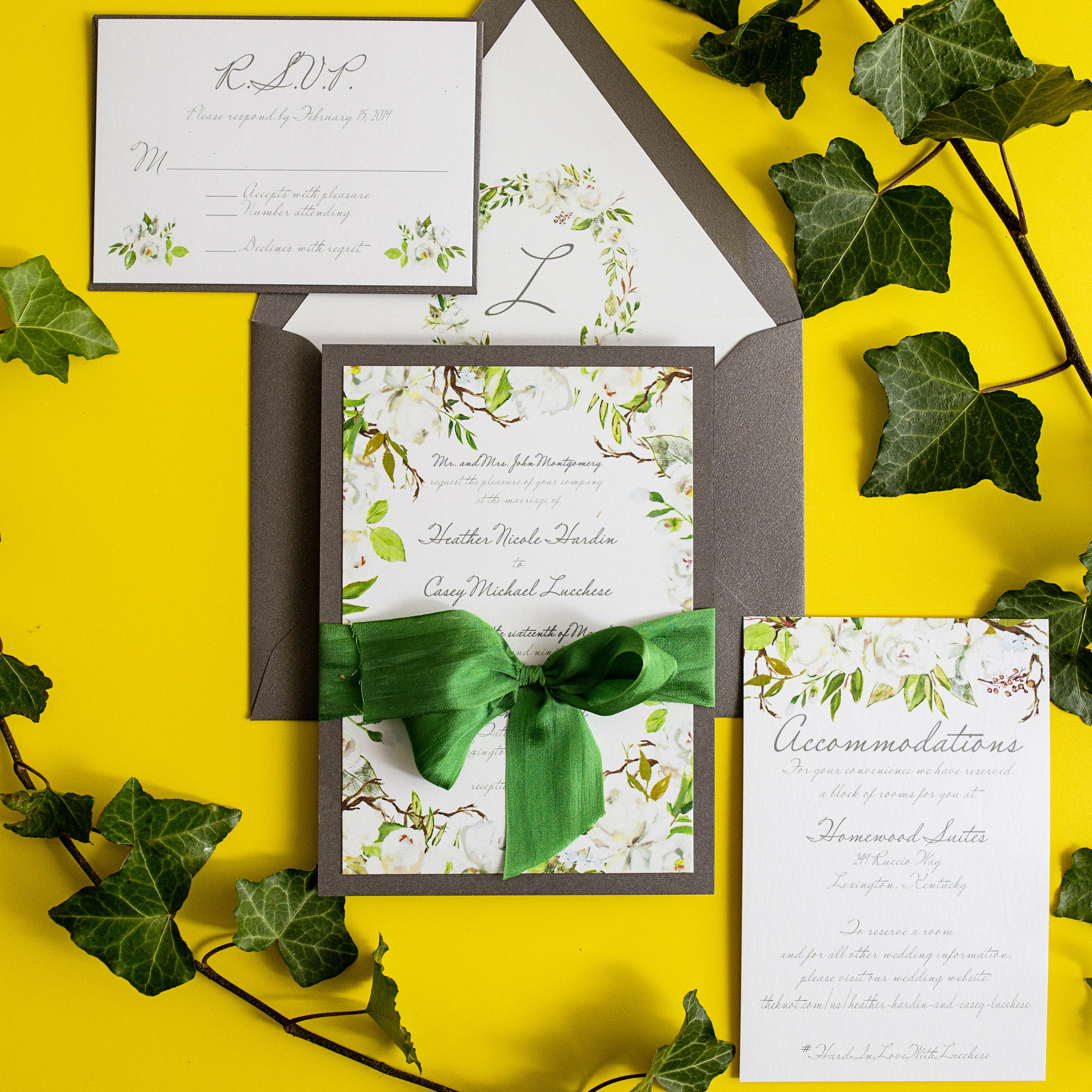 Wedding Invitations – Simply Done Invites